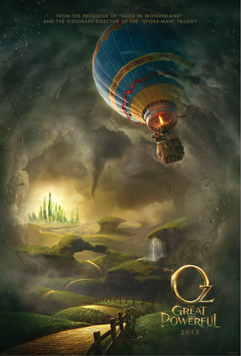 Who was the Wizard of Oz, Really? Find out in Oz the Great and Powerful