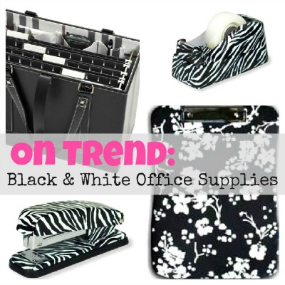 Zebra office supplies