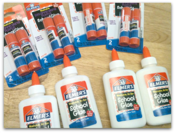 elmers glue products for back to school