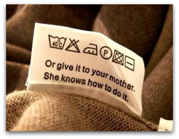 Mom Humor - laundry humor