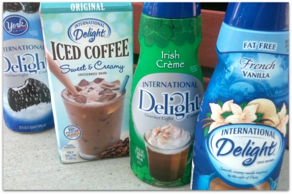 mix it up - iced coffee recipes