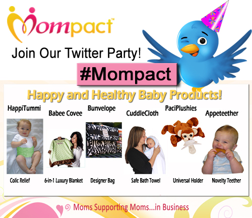 It's not just Baby Talk! #Mompact Twitter Party July 26 – Join US!