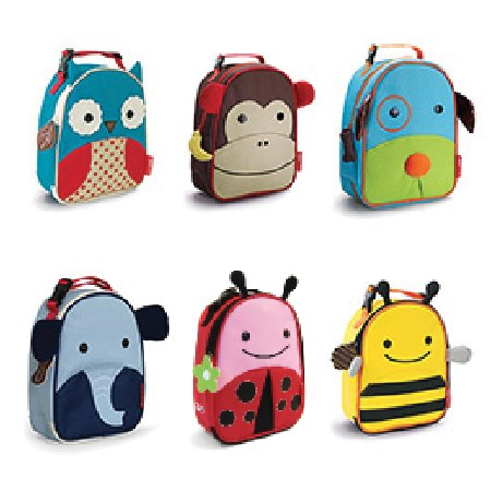 back pack deal - owl and animal backpacks