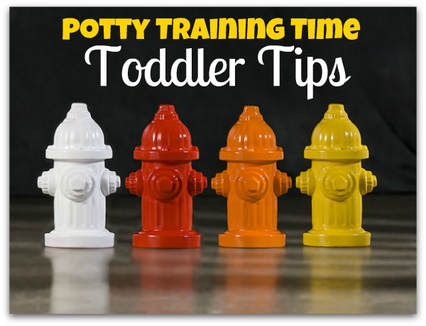potty training time toddler tips