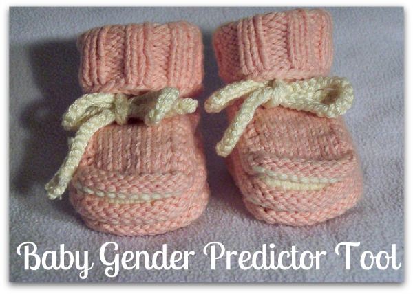 Baby Gender Predictor Tool