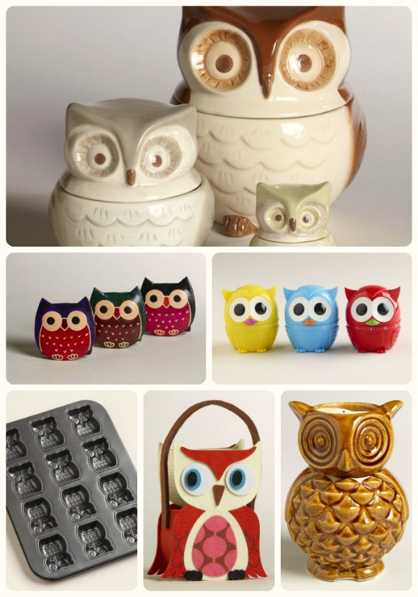owl accessories for fall
