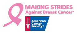 Making Strides against breast cancer - american cancer society