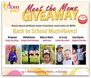 back to school must haves for moms - swag giveaway