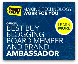 Best Buy WOLF Blogging Ambassador