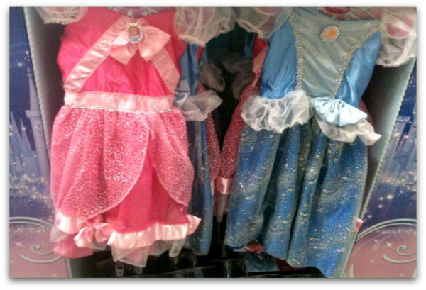 Cinderella Dresses for little girls