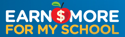 Earn More for My School Logo