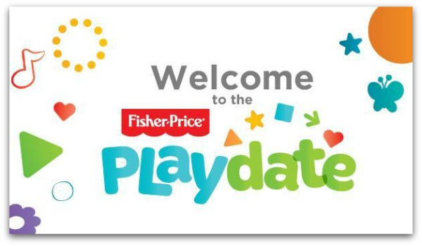 Fisher-Price Playdate House Party