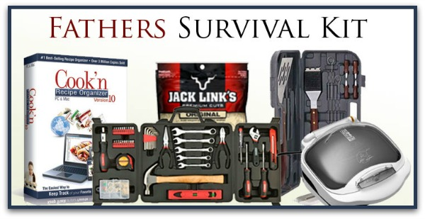 Fathers Survival Kit: $1,200 in Giveaways!