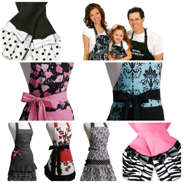 retro aprons from flirty aprons