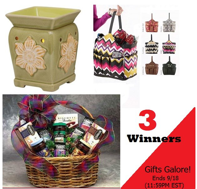 It's a Gifts Galore FLASH Giveaway!