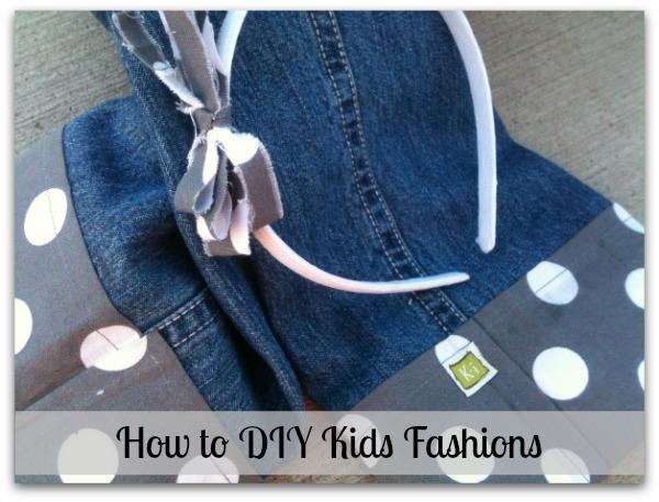 How to DIY Kids Fashions with Buti-Bag