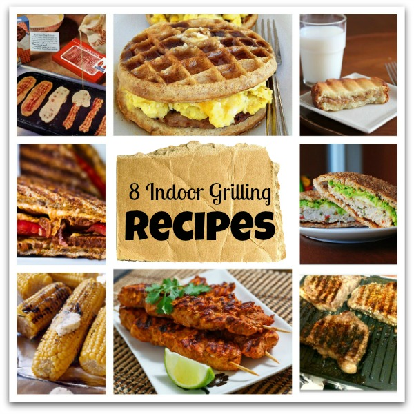 Indoor Grilling Recipes