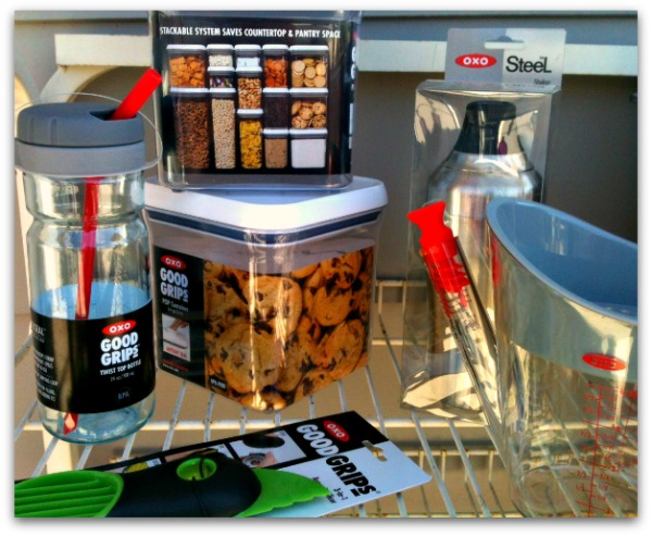 OXO kitchen gear