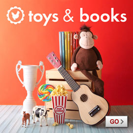 labor day sale toys and books