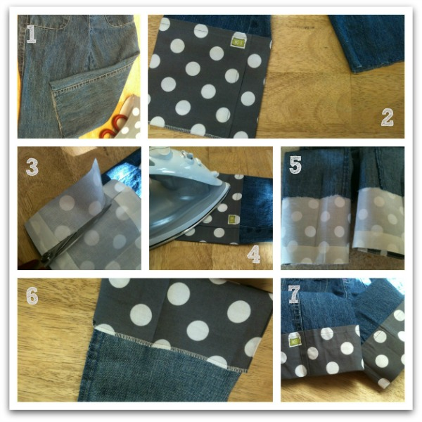 how to diy kids pants
