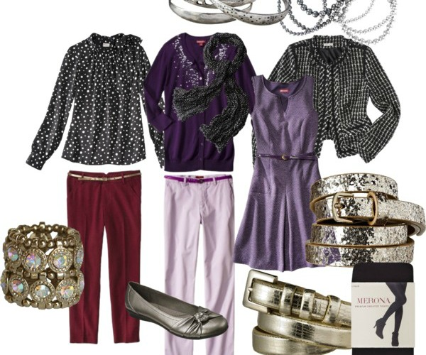 Belts and Bling - Winter fashion