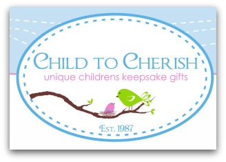 Child to Cherish Unique Children's Keepsake Gifts