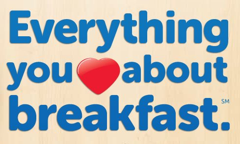 Everything you love about breakfast