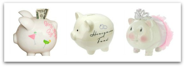 Ceramic Piggy Bank decoration ideas
