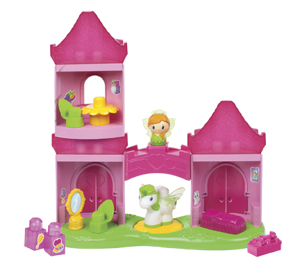Calling Princess Lovers: Win the Mega Bloks 3-Story Enchanted Castle Playset!
