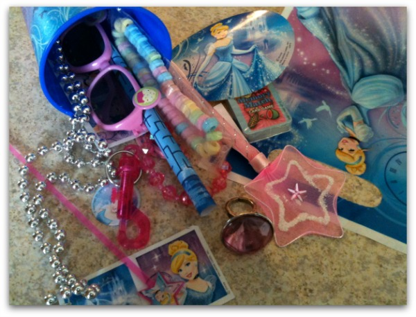 Cinderella goodie bags