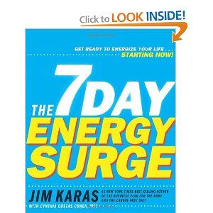 7 day energy surge