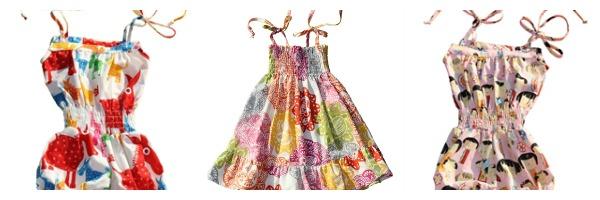Dia de los Muertos print dress