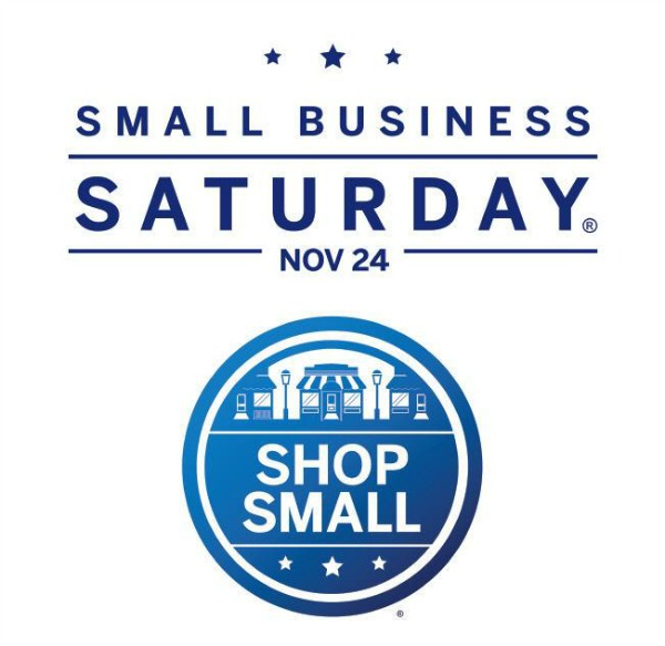 Small Business Saturday - Shop small, shop local
