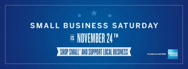 shop small and support local businesses