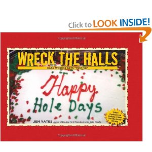 Wreck the halls - cheap books