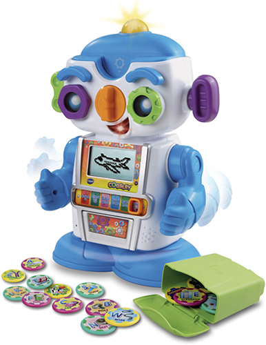 Vtech robot for kids