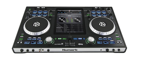 Numark - IDJ Pro DJ Controller for Apple® iPad®
