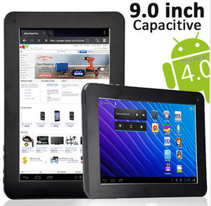 9-inch Android Touch Screen Tablet with WiFi Camera – Only $109! #DealsoftheDay