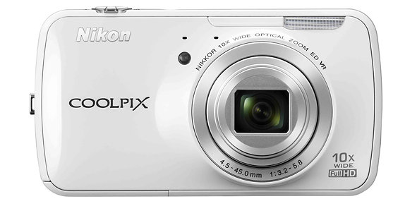 Nikon Coolpix Camera with Wifi