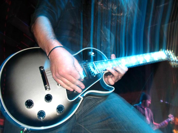 Awesome guitar pics taken with Coolpix