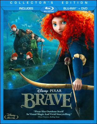Brave: A princess that kicks butt