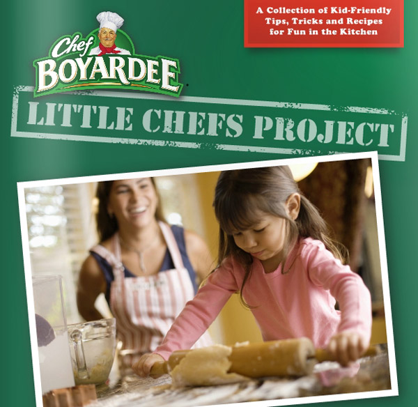 Little Chefs Project ebook