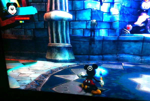 Graphics rock on Epic Mickey 2