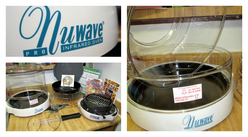 Perfect for Holiday Baking: NuWave Oven Pro #Giveaway