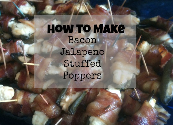 How to make Bacon Jalapeno Stuffed Poppers