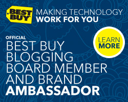 Wolf at Best Buy Blogging Board Member