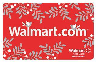If Santa Doesn't Bring it, You Can Buy it – Win a $60 Walmart Gift Card! #Giveaway