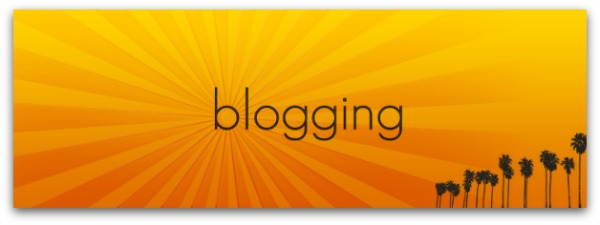 Find new blogging opportunities