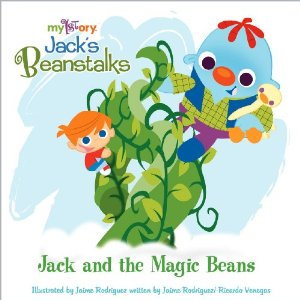 books Jack and beanstalk