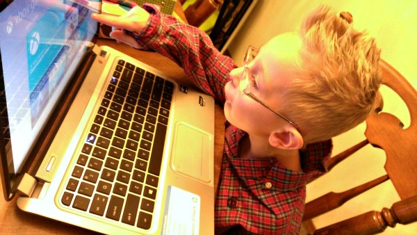 Kids love Windows 8 and Xbox